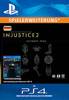 Injustice™ 2 Ultimatives Paket - Playstation