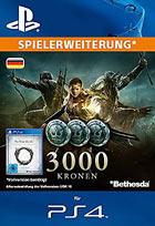The Elder Scrolls Online: 3000 Kronen - Playstation