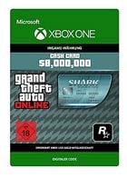 Grand Theft Auto V: Megalodon Shark Card - Xbox One Code
