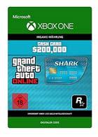 Grand Theft Auto V: Tiger Shark Cash Card - Xbox