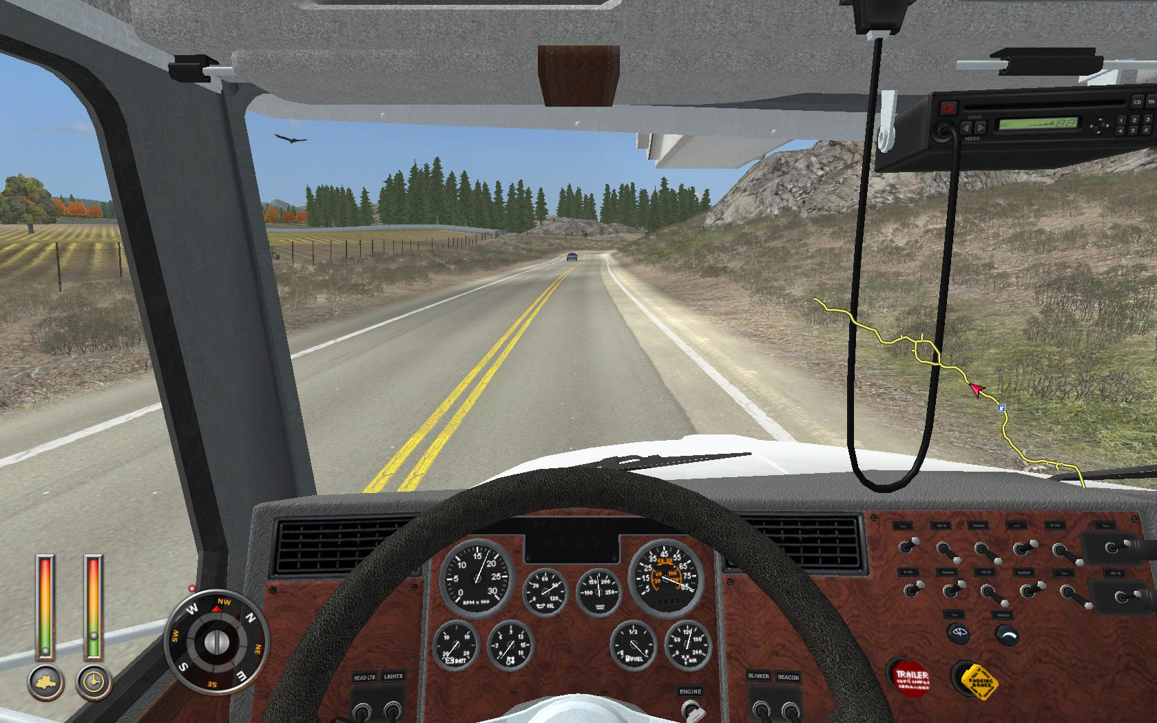 18 Wheels of Steel: Extreme Trucker 2 - Image 3