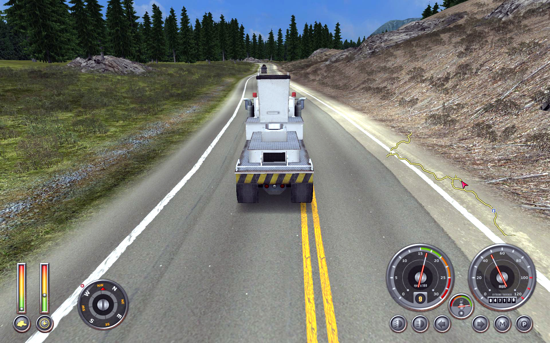 18 Wheels of Steel: Extreme Trucker 2 - Image 4