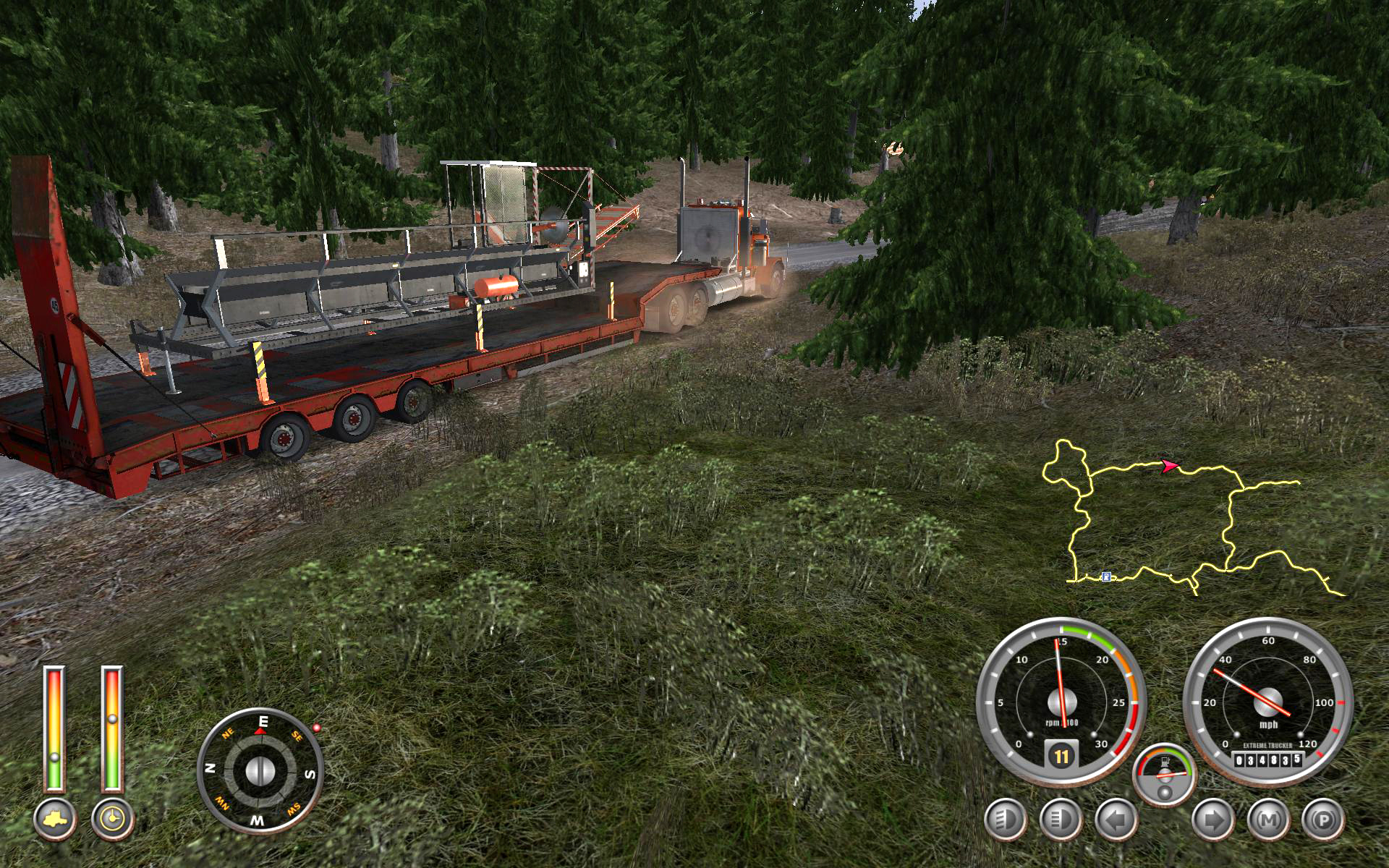 18 Wheels of Steel: Extreme Trucker 2 - Image 6