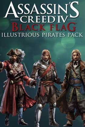 Assassin's Creed IV Black Flag - Illustrious Pirates (DLC)