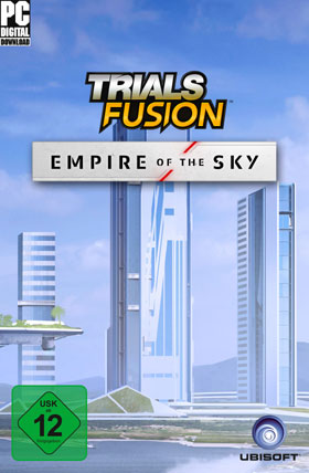 Trials Fusion: Empire of the Sky (DLC 2)