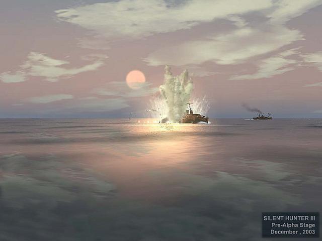 Silent Hunter III - Image 1