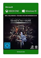 Middle-Earth: Shadow of War: Silver Edition - Xbox
