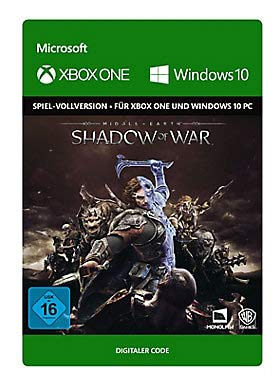 Middle-Earth: Shadow of War: Standard Edition - Xbox