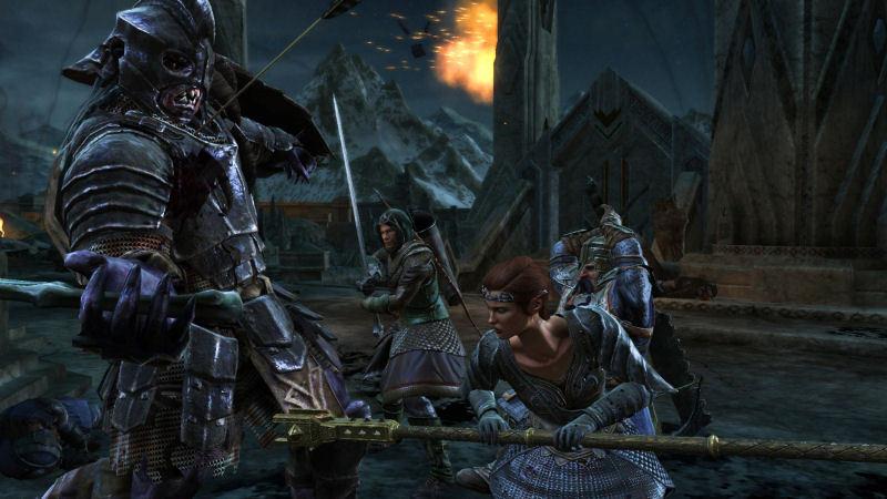 Le Seigneur des Anneaux : La Guerre du Nord - Image 7