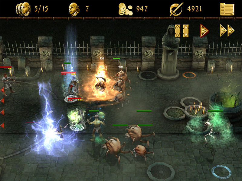 Two Worlds II: castle defense - Image 1