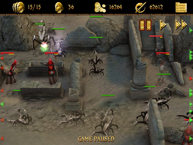 Two Worlds II: castle defense - Image 4