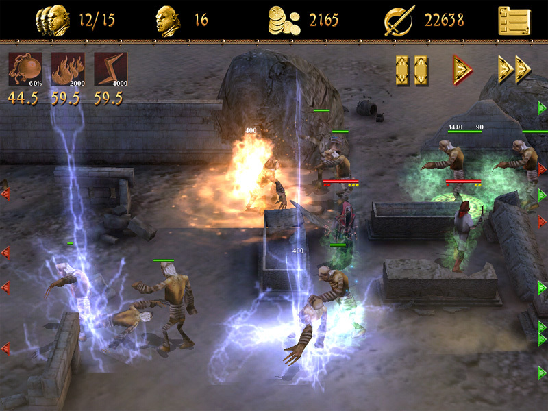 Two Worlds II: castle defense - Image 5