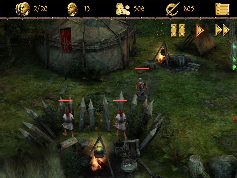 Two Worlds II: castle defense - Image 8